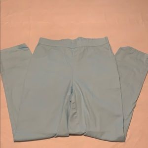 White Stag small size 4 petite light blue pant